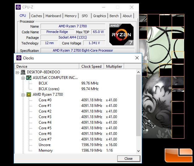 AMD Ryzen 7 2700 8-Core 65W Processor Review - Page 9 of 10 - Legit