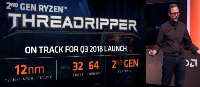 2nd gen ryzen threadripper