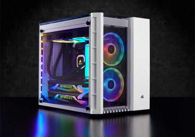 Corsair Crystal Series 280X RGB