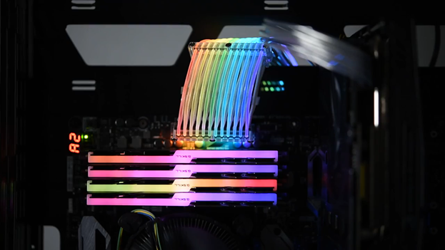 Lian Li Creates Psu Cable Extensions With Rgb Lighting