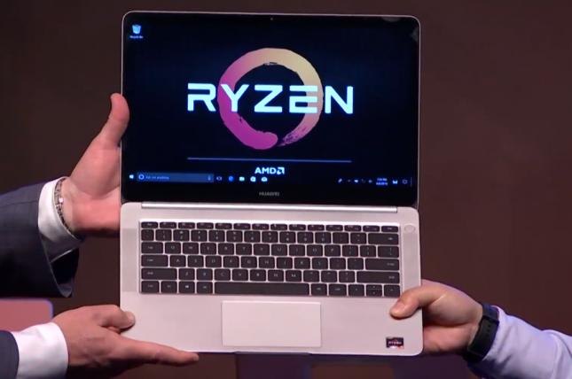 Huawei Ryzen Laptop