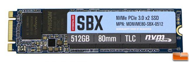 MyDigitalSSD SBX 512GB SSD