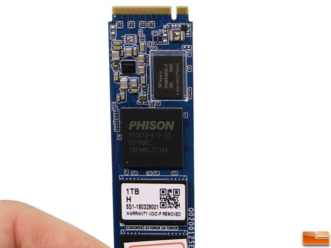Phison PS5012-E12 SSD Controller