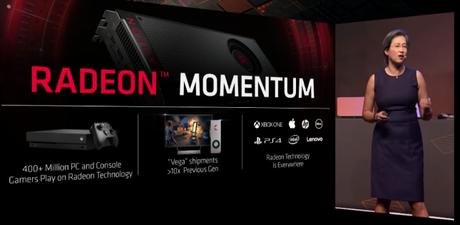 Radeon Momentum