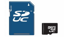 sduc memory cards