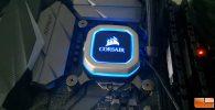 Corsair H100i Pro RGB Lighting