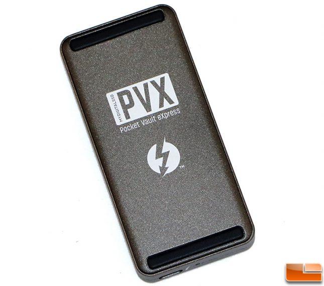 MyDigitalSSD Pocket Vault Express