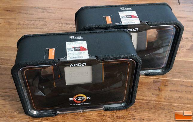 AMD Ryzen Threadripper 2990WX Retail Box
