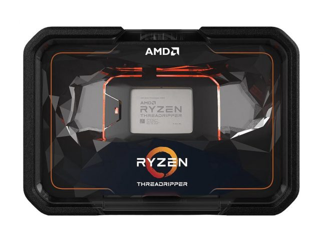 AMD RYZEN Threadripper 2990WX CPU