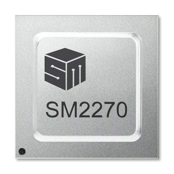 SM2270 SSD Controller
