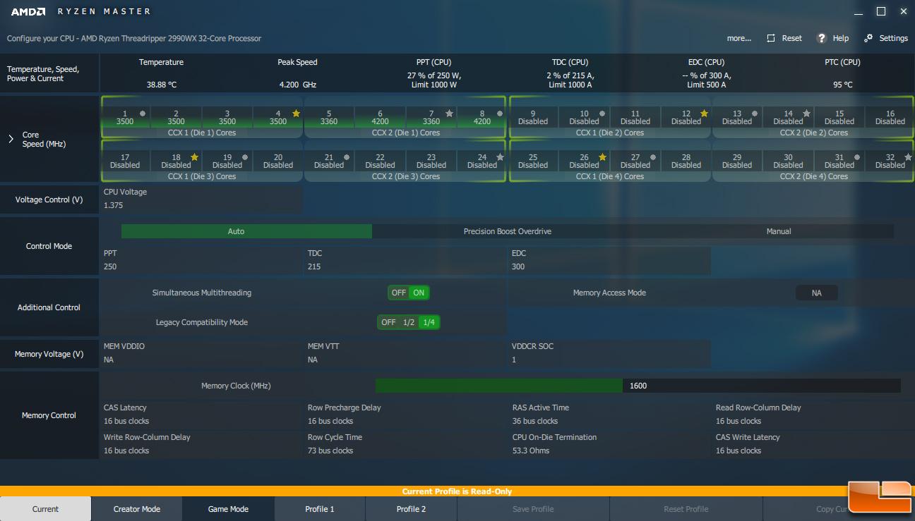 AMD Ryzen Threadripper 2990WX Processor Review - Page 10 of 10