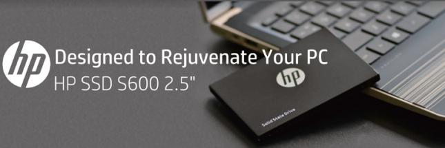HP SSD S600