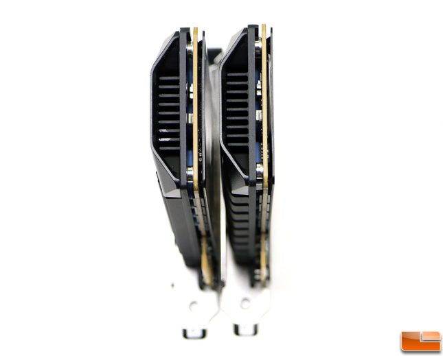 Intel Optane SSD 905P Heatspreader