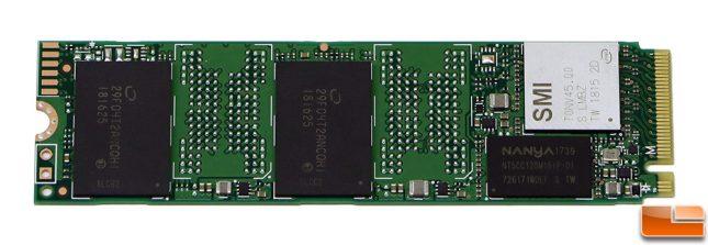 Intel SSD 660p 1TB QLC NAND Drive