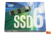 Intel SSD 660P Retail Box and Drive