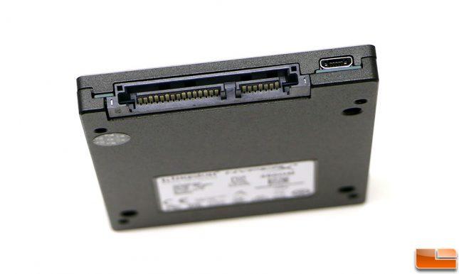 HyperX Fury RGB SATA Power, Data and RGB connectors