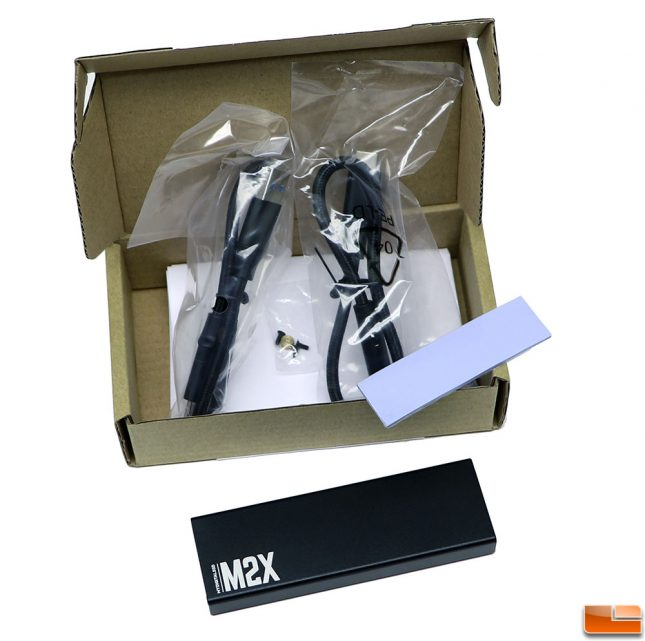 MyDigitalSSD M2X Accessories