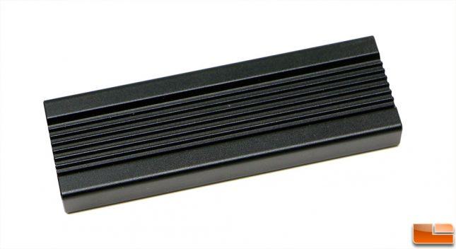 MyDigital SSD M2X heatsink fins