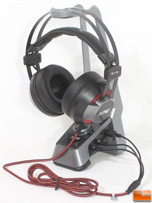 XPG EMIX H30 and SOLOX F30