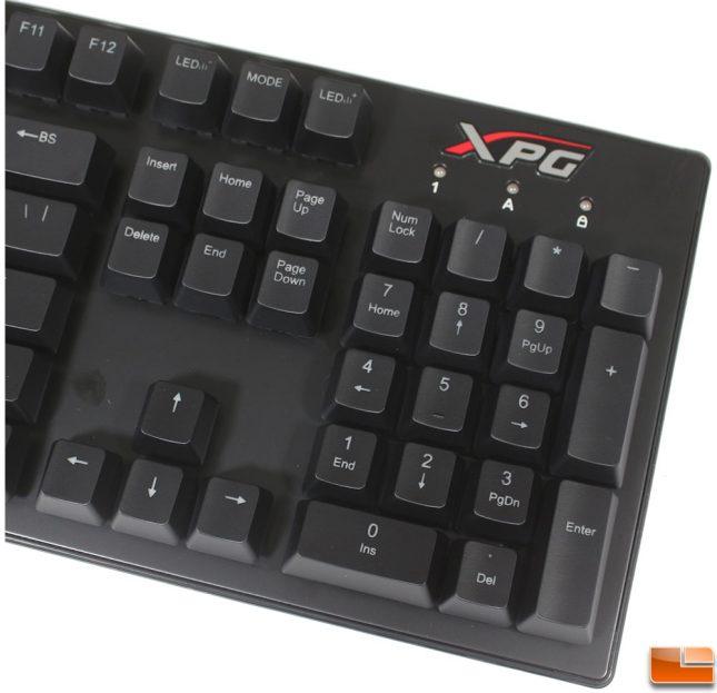 XPG Infarex K20 Mechanical Gaming Keyboard