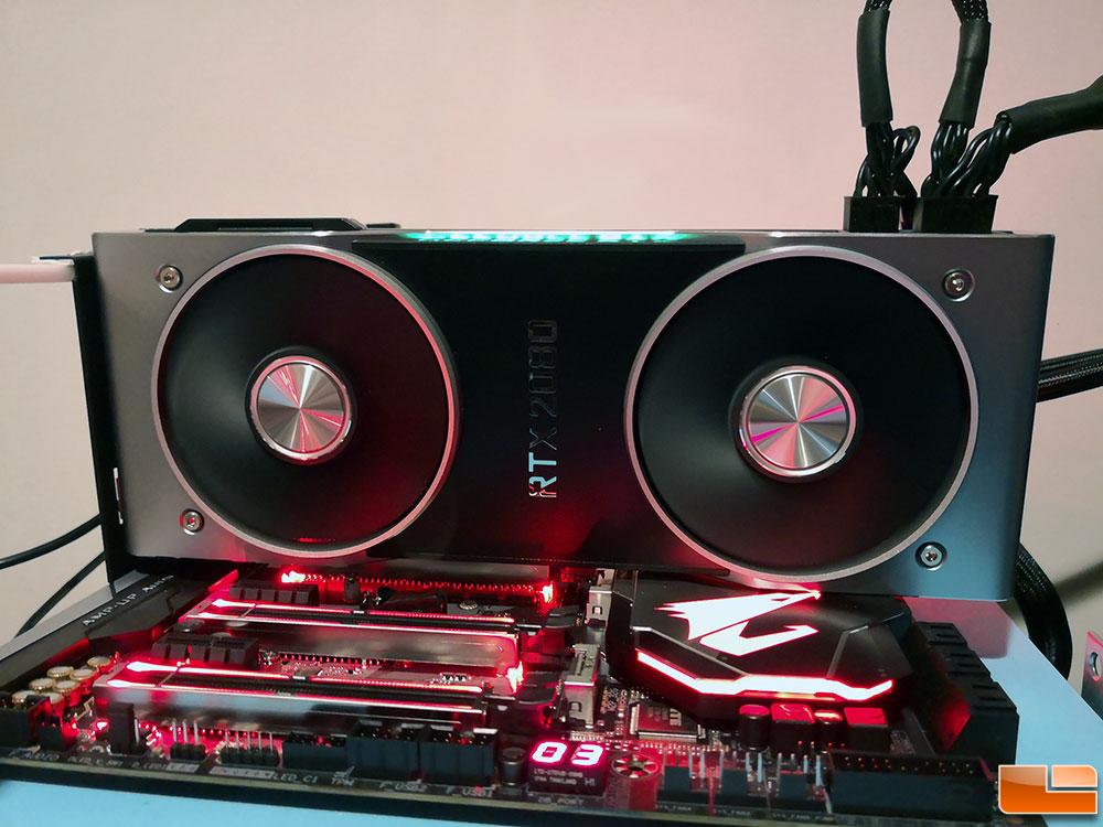 Redshift Benchmark GPU Render Times with GeForce RTX 2070, 2080