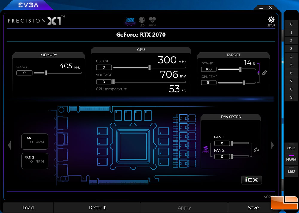 EVGA GeForce RTX 2070 XC Gaming Graphics Card Review - Page 14 of 15