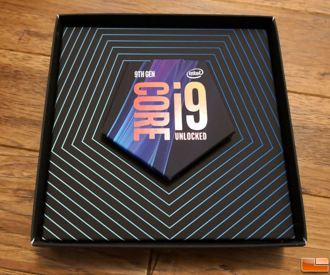 9900K Reviewer CPU