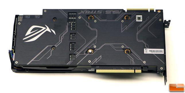 ASUS GeForce RTX 2080 OC Back