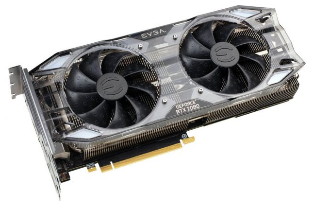 EVGA GeForce RTX 2080 XC Ultra