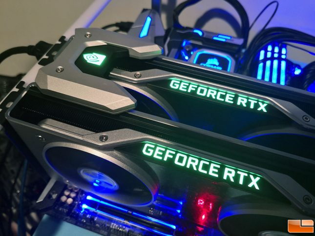 GeForce RTX 2080 Ti SLI