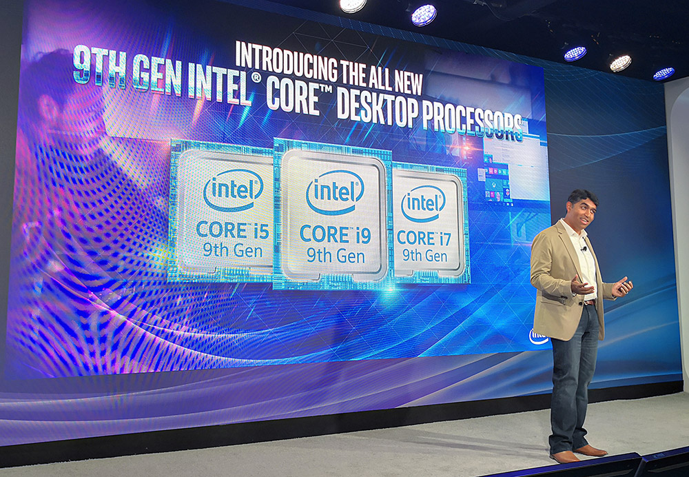 Intel Launches World S Best Gaming Processor Core I9