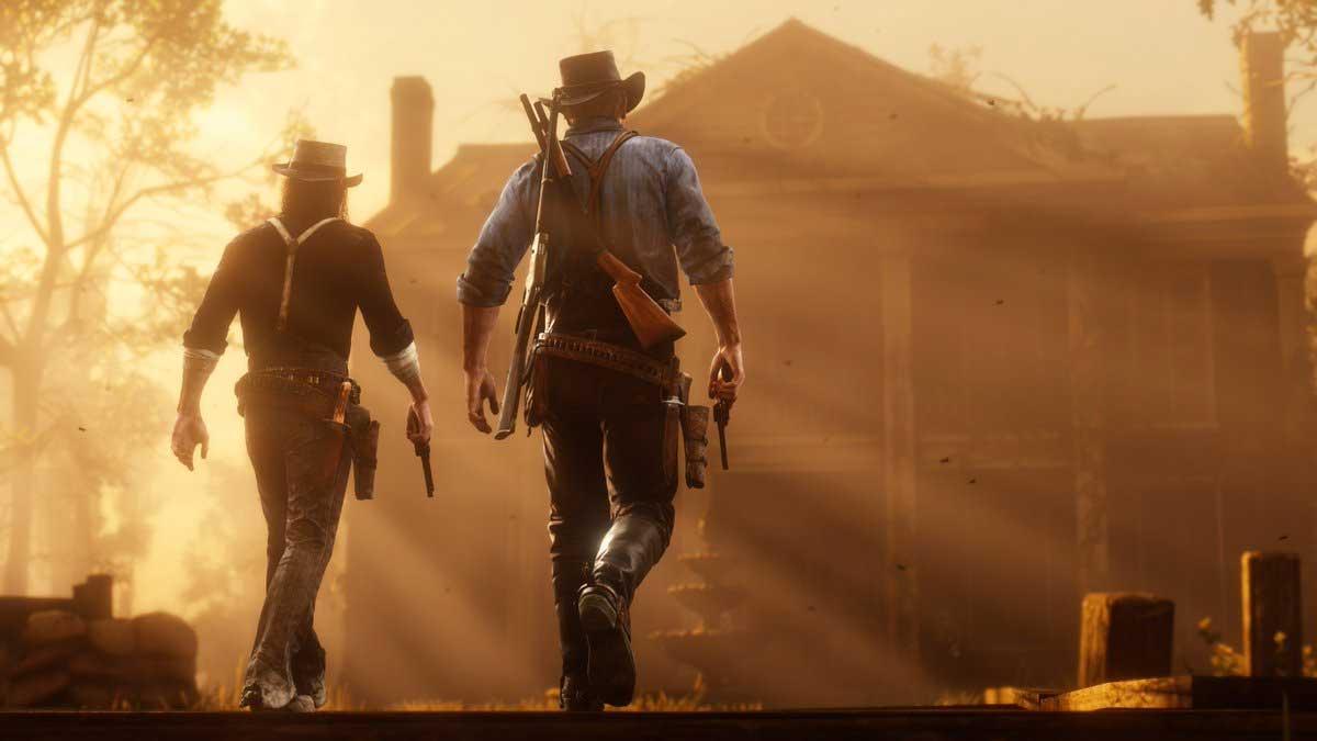 Red Dead Redemption 2 Saurierknochen
