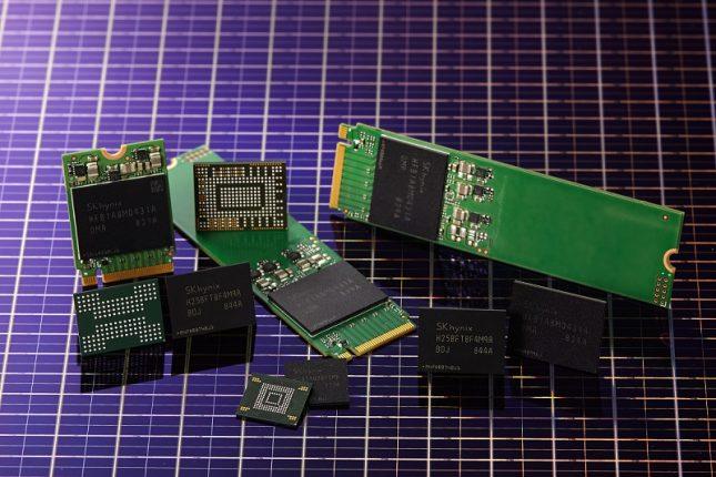 4D TLC NAND Flash