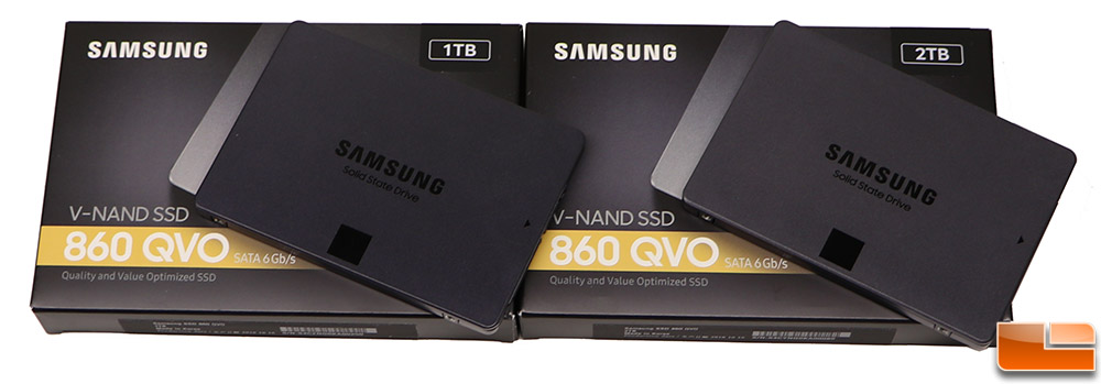 Samsung 860 Qvo Ssd Review 1tb 2tb Drives Tested Legit Reviews