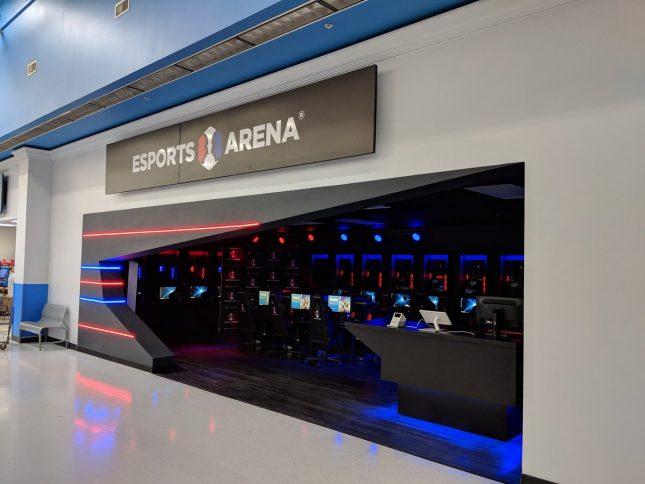 ESports Arena Walmart