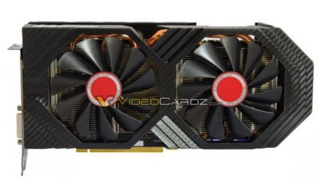 XFX Radeon RX 590 Fat Boy