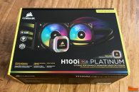 Corsair H100i RGB Platinum AIO CPU Cooler