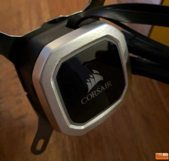 Corsair Platinum Brushed Trim Ring