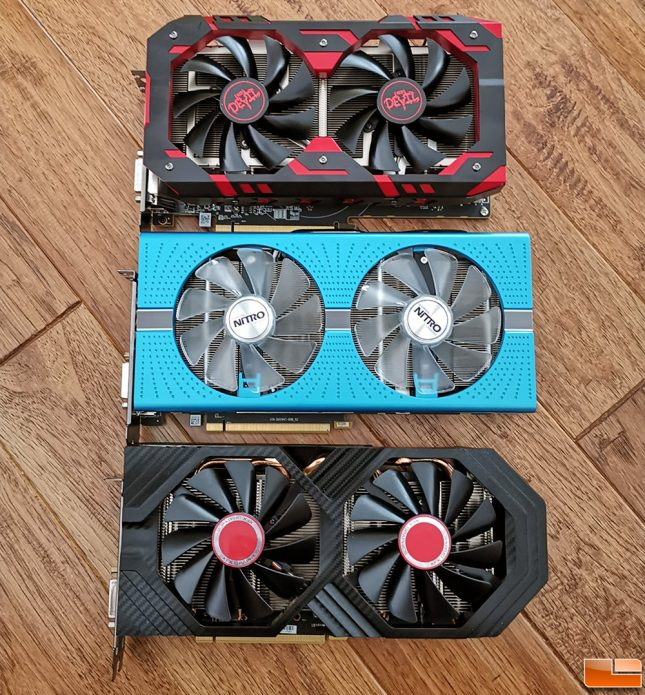 Radeon RX 590 Roundup
