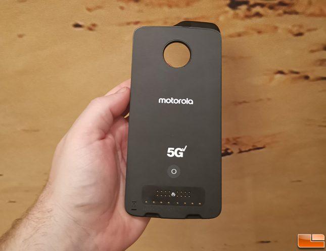Moto Mod 5G Case