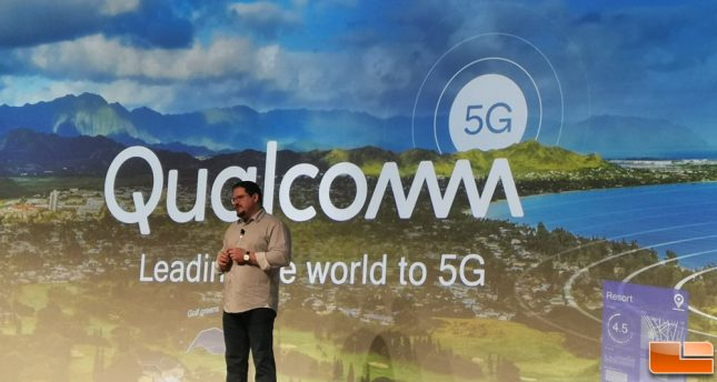 qualcomm 5g leadership