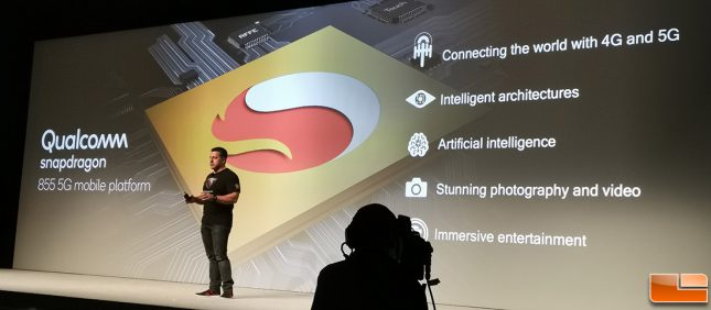 snapdragon 855 platform