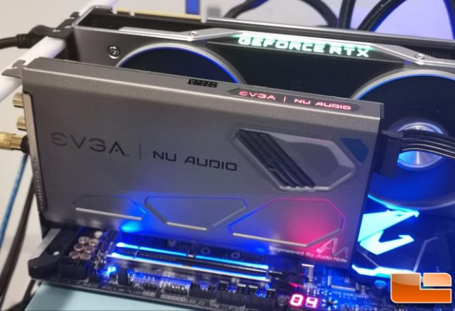 EVGA NU Audio by Audio Note