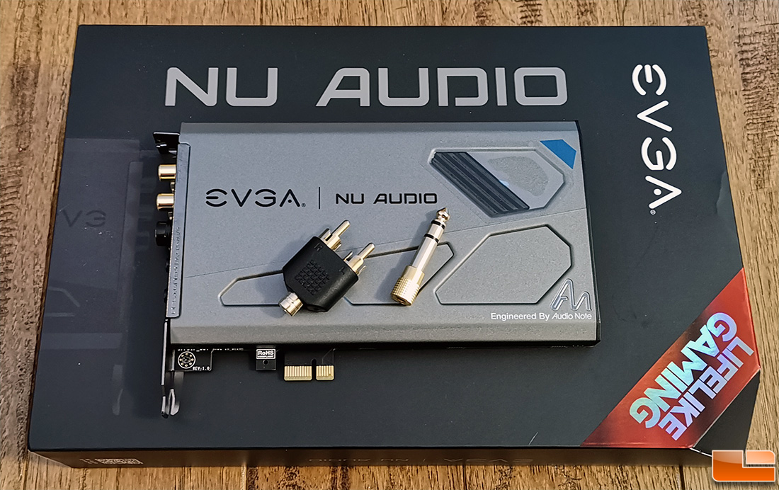 Evga Nu Audio Card Review Legit Reviewsdo You Need A