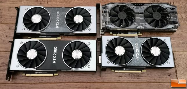 NVIDIA GeForce RTX Graphics Cards