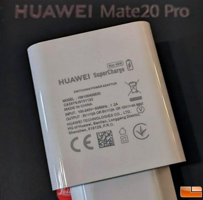 Huawei 40W SuperCharge