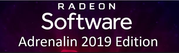Radeon Software 2019