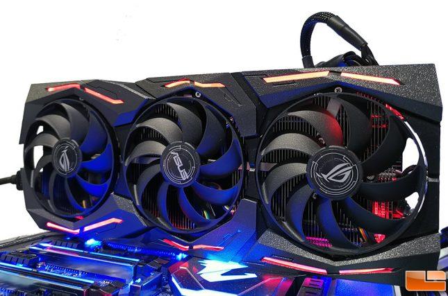 ASUS GeForce GTX 1660 Ti Test Bench