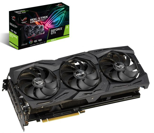 ASUS GeForce GTX 1660 Ti