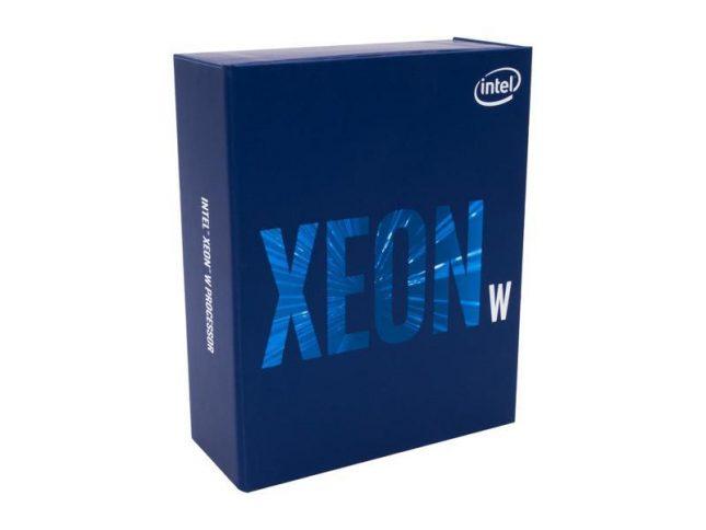 Intel Xeon W-3175X Retail Box Processor